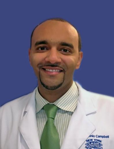 Dr. Antonio Campbell OD