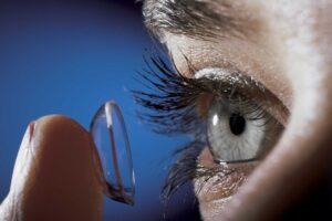 Dahlia's Contact Lenses